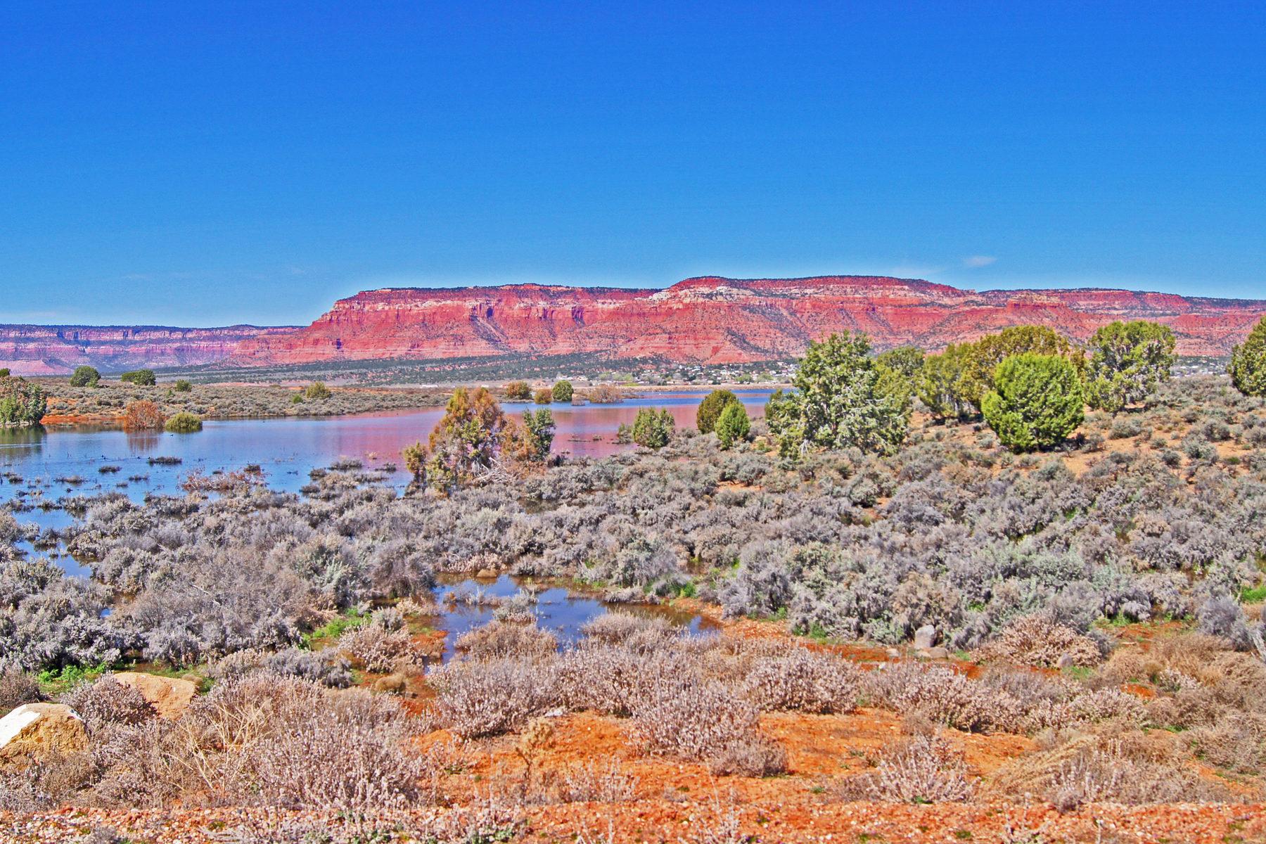 Terrain pour l Vente à Southern Utah 115 Acre Exciting Ranch 115.80 Acres (K-13-7-1-Annex) Kanab, Utah 84741 États-Unis