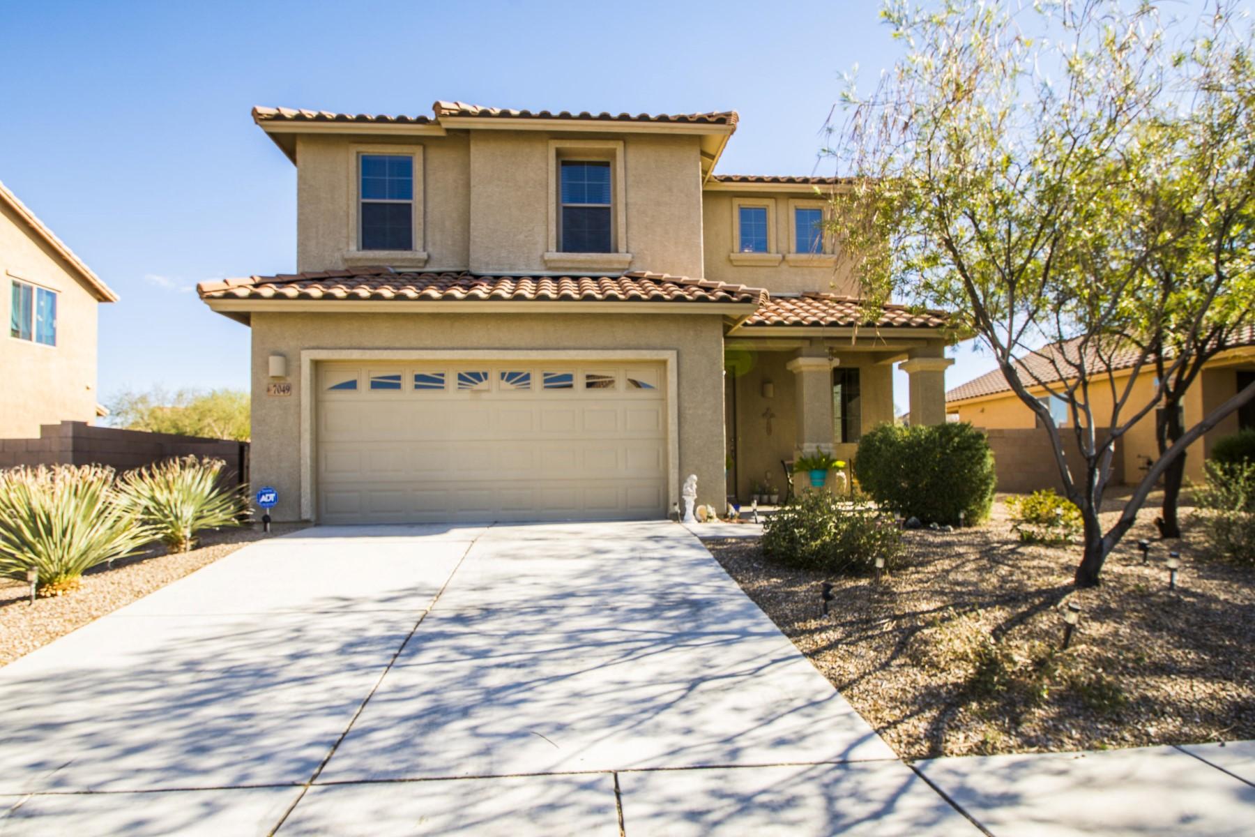 Vivienda unifamiliar por un Venta en Beautiful home in Star Valley 7049 W Fall Haven Way Tucson, Arizona, 85757 Estados Unidos