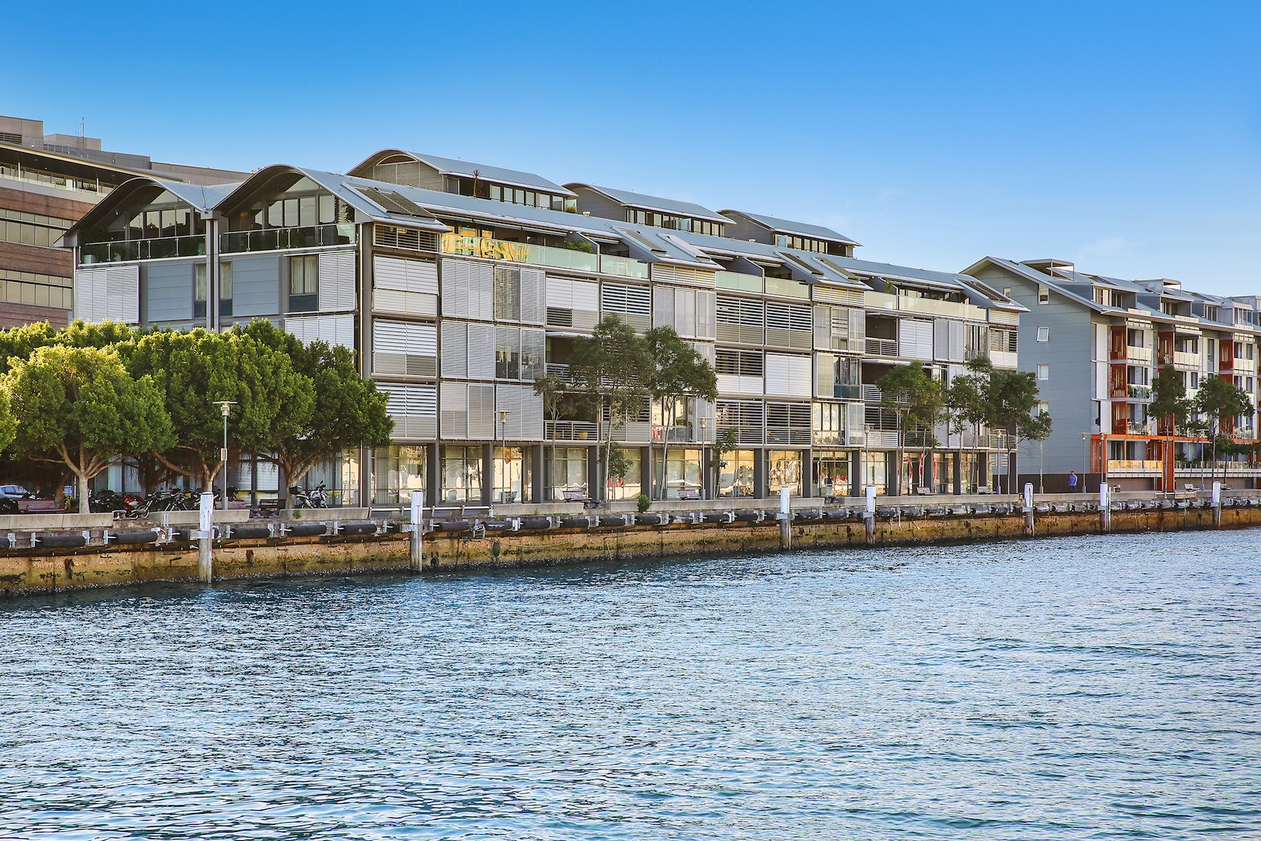 sales property at Saunders Wharf