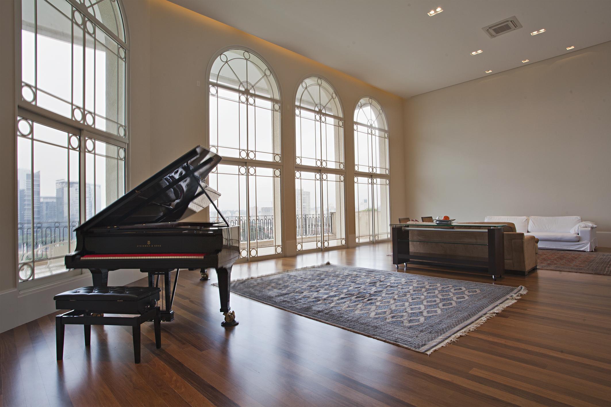 단독 가정 주택 용 매매 에 Piano House Morumbi, Sao Paulo, 상파울로 브라질