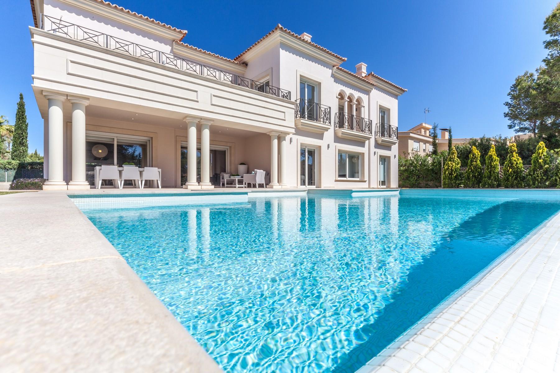 Single Family Home for Sale at Newly built villa in Nova Santa Ponsa Santa Ponsa, Mallorca 07181 Spain