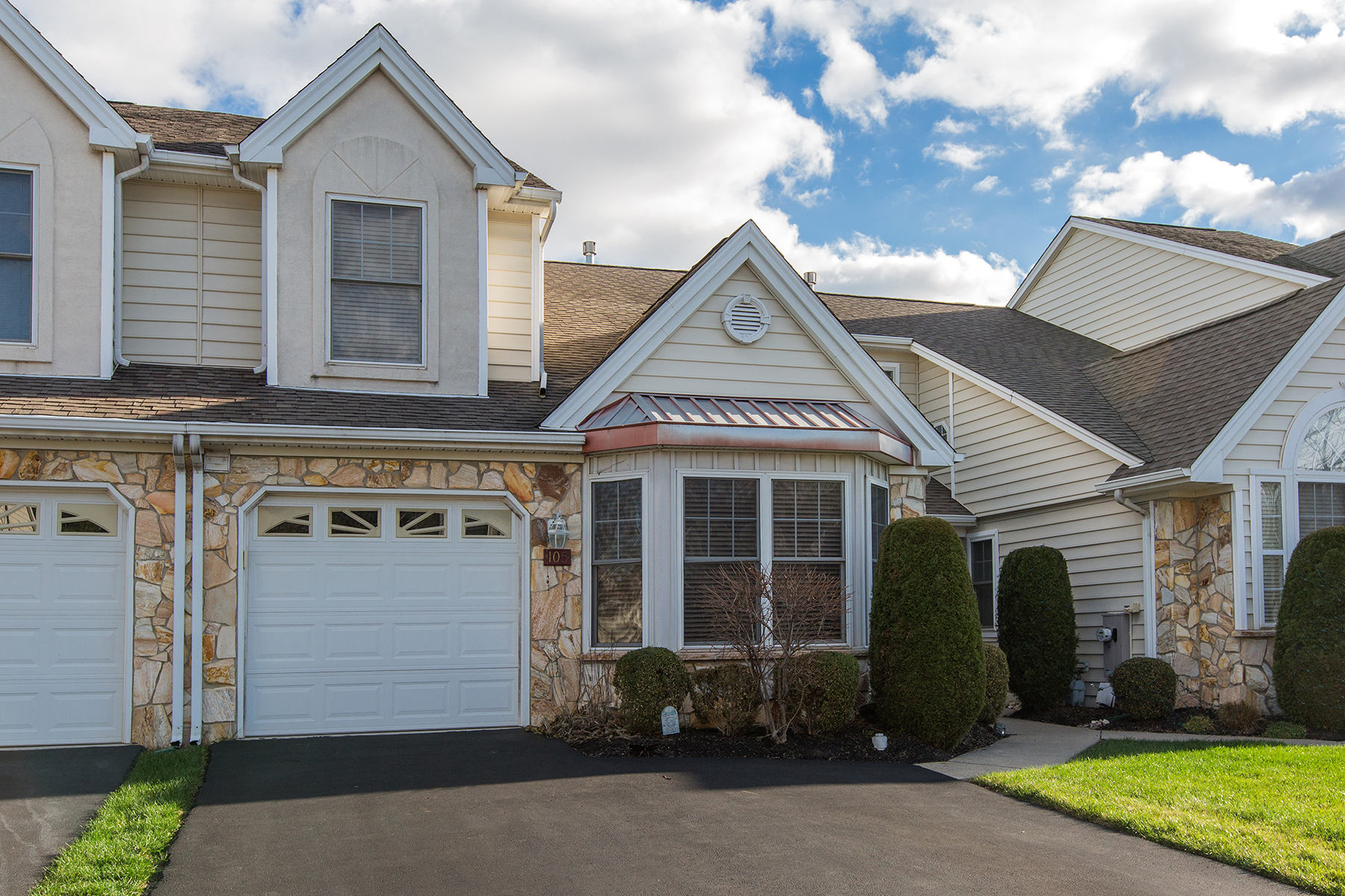 Townhouse for Sale at Ivyland, Pa 105 Grandview Drive Ivyland, Pennsylvania 18974 United States