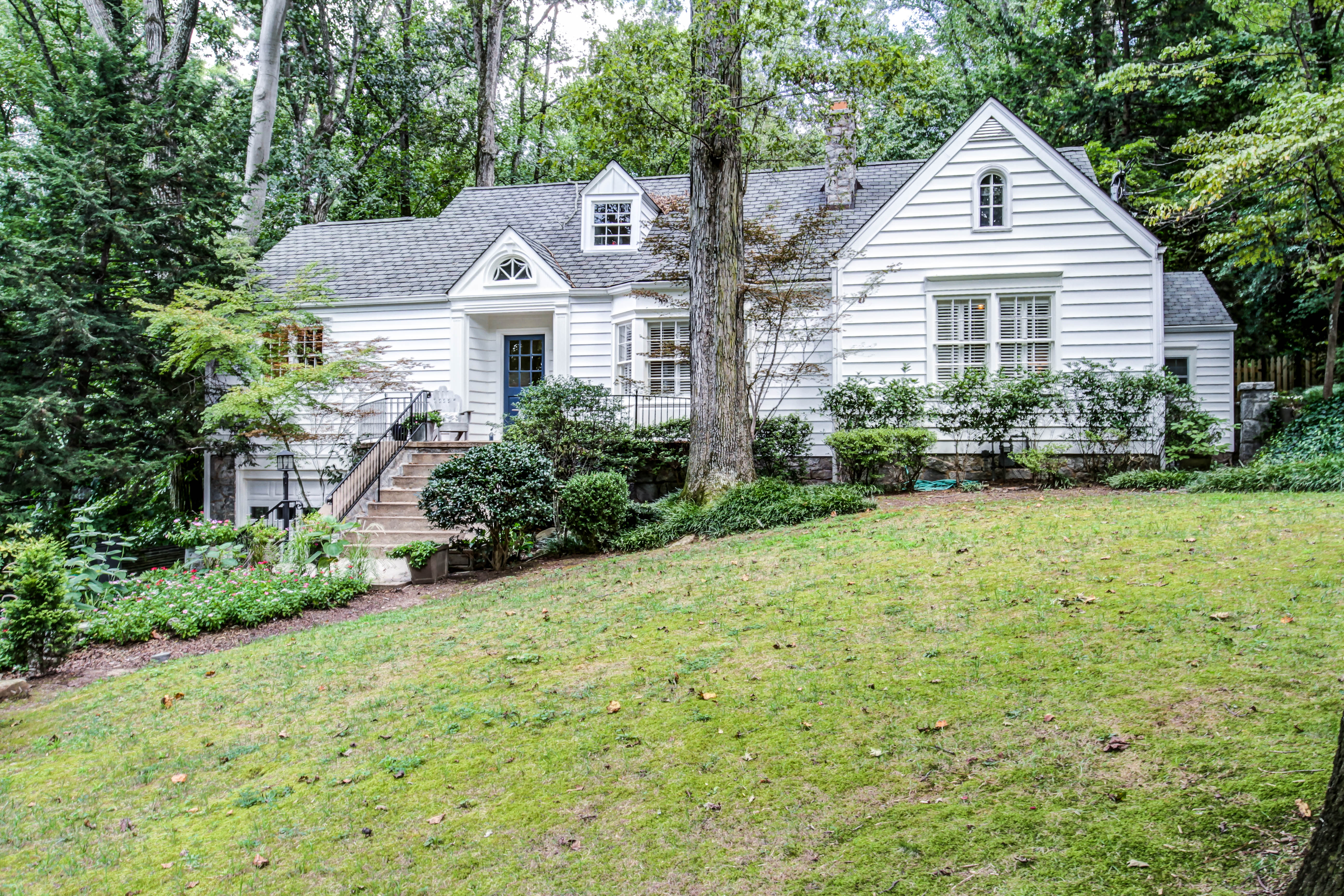 sales property at An Exceptional Home on an Exceptional Lot in the City of Decatur