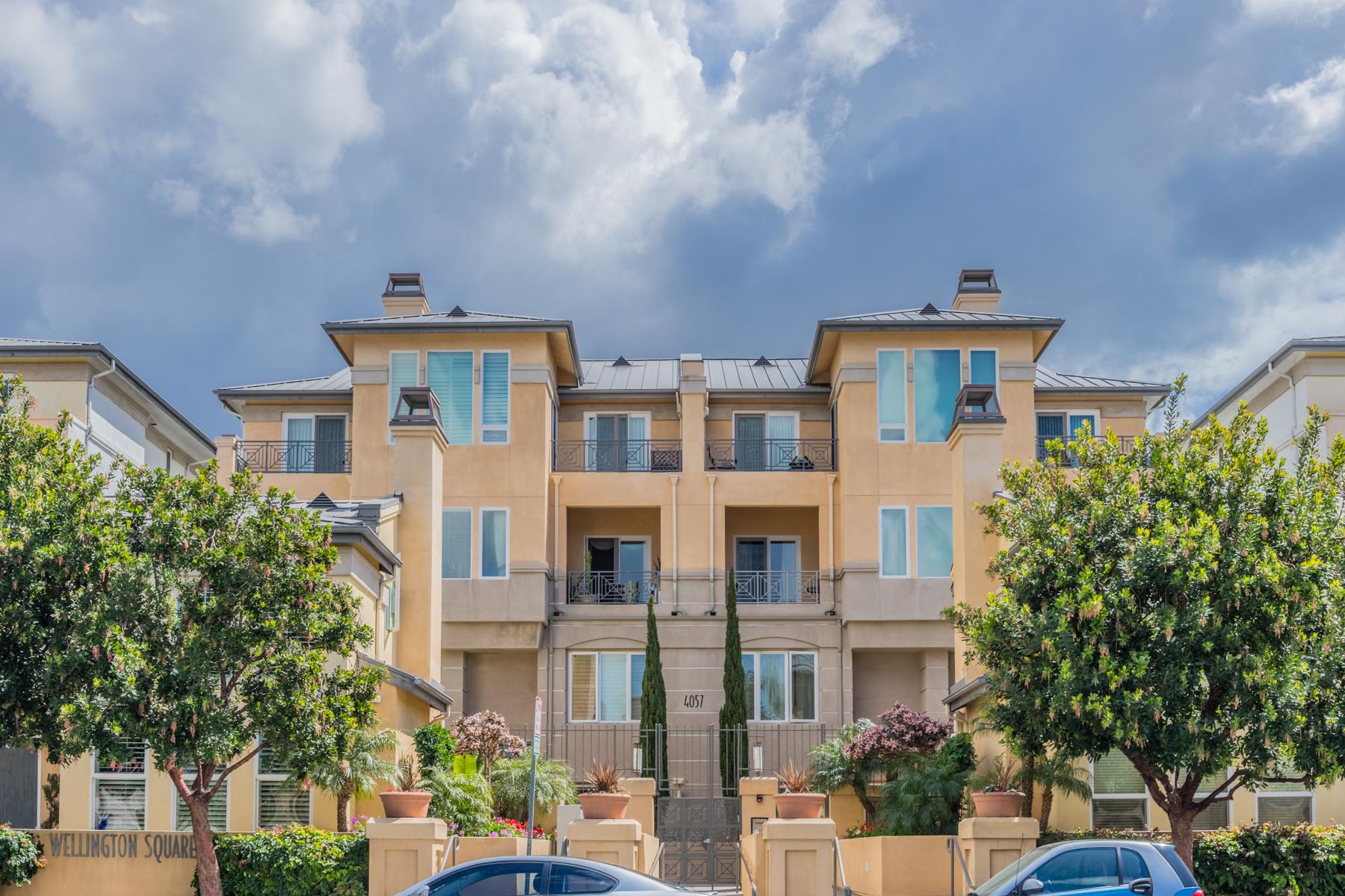 콘도미니엄 용 매매 에 Wellington Square 4057 1st Avenue 302 Hillcrest, San Diego, 캘리포니아, 92103 미국