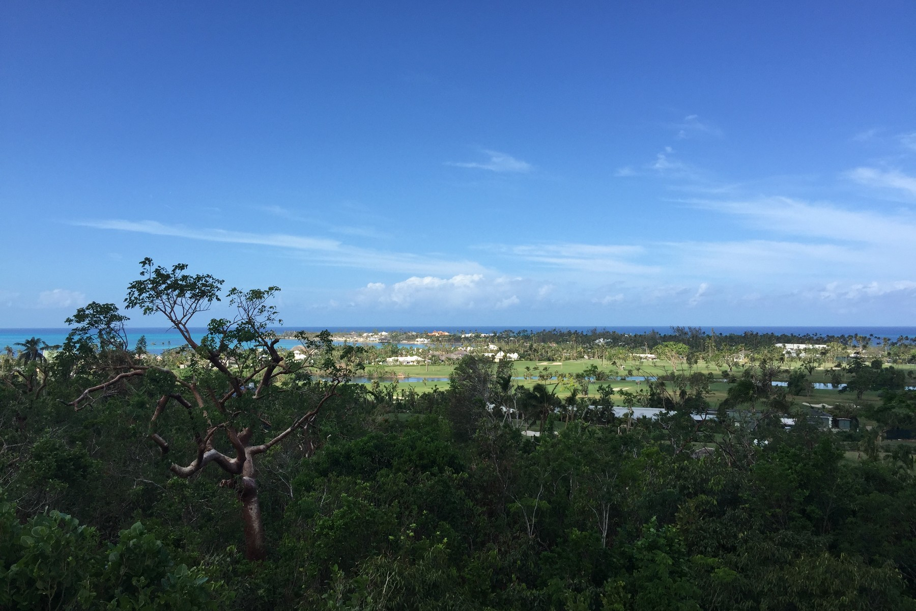 Additional photo for property listing at Elevated Lyford Cay Lot Lyford Cay, Nassau And Paradise Island Bahamas