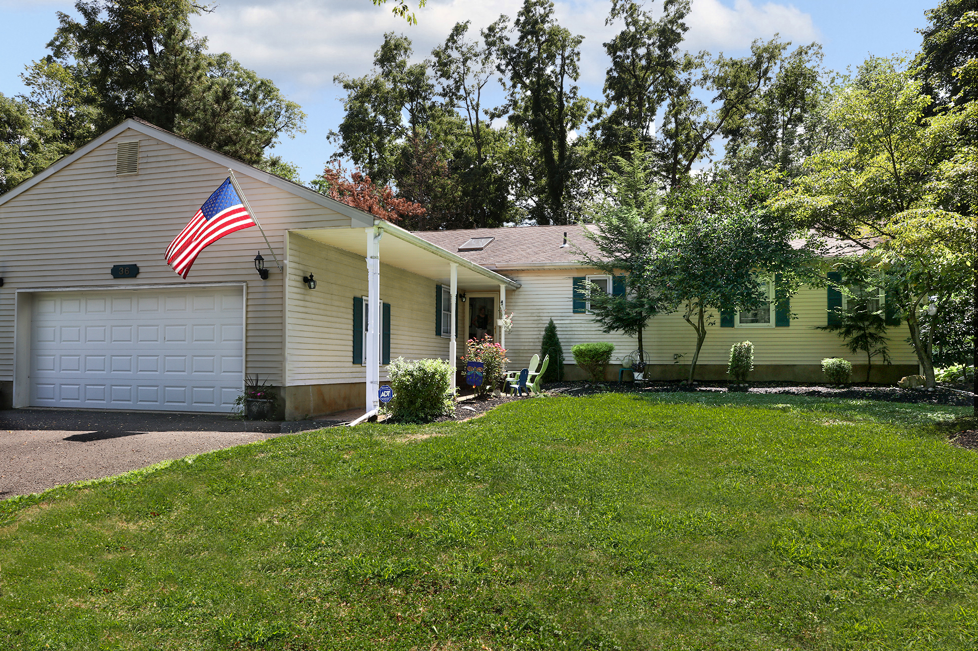 sales property at Spacious and Charming in Mansfield Township