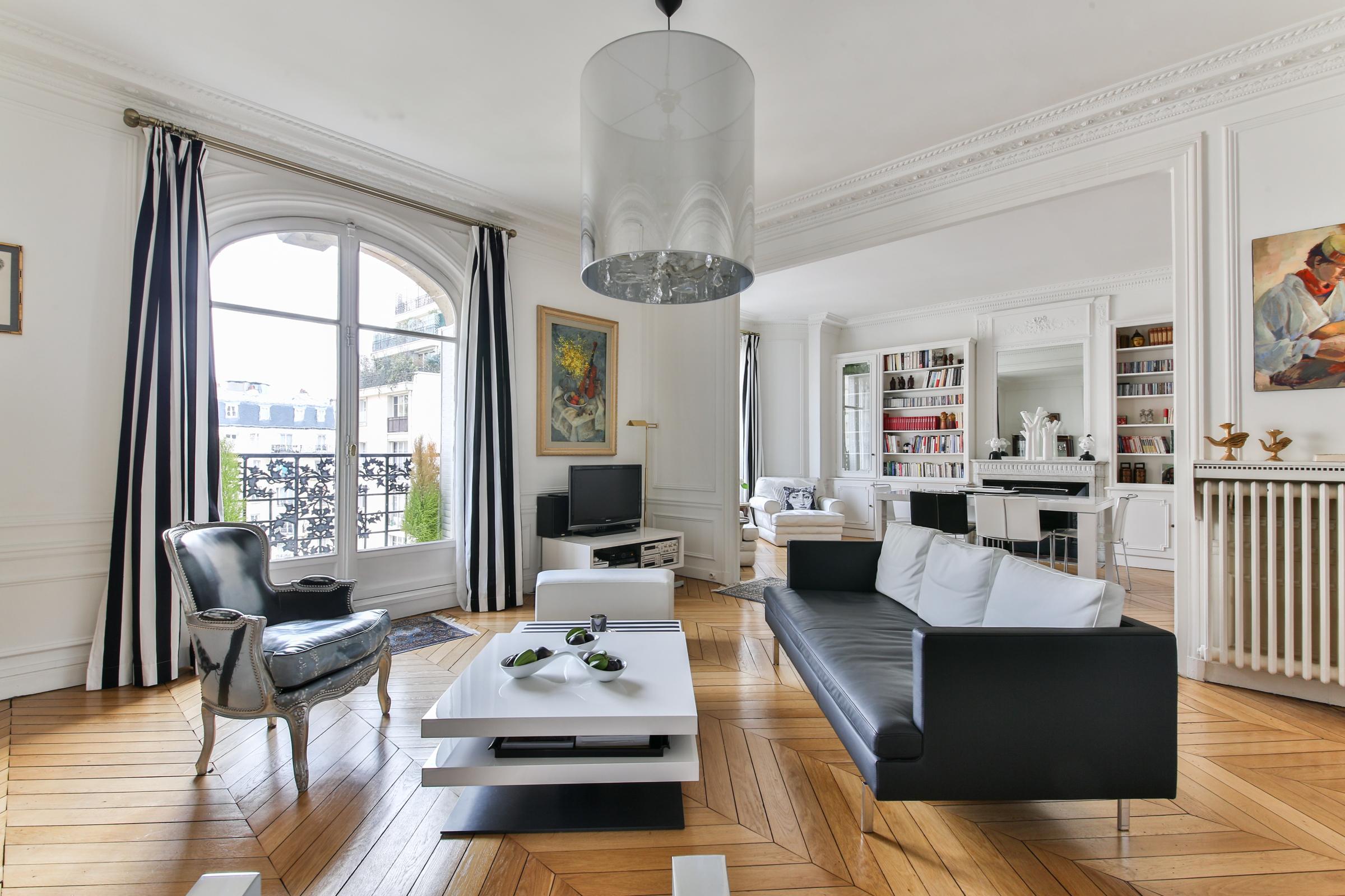 Apartment - Pereire