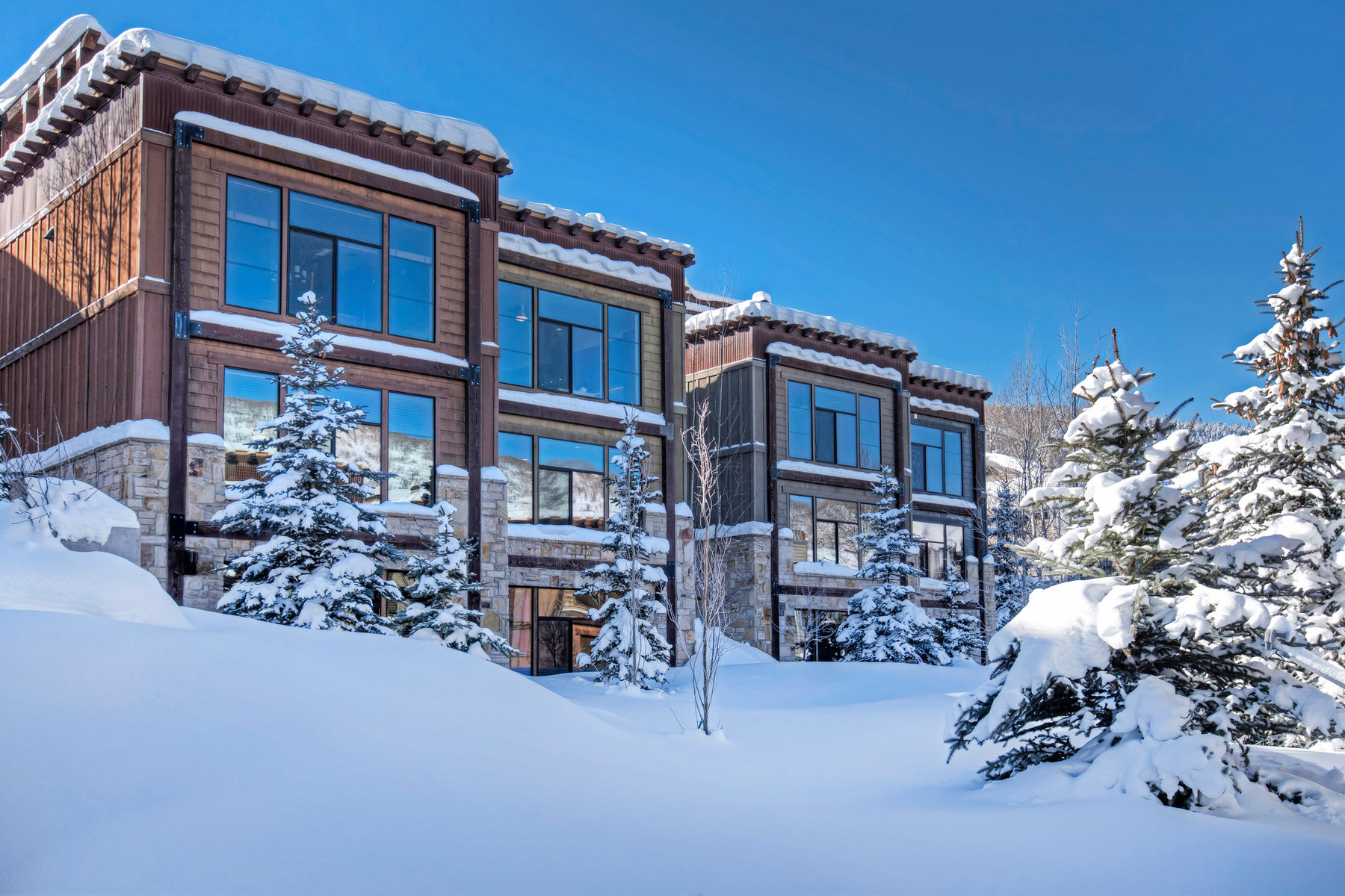 Townhouse for Sale at Recently Remodeled Deer Valley Condo 569 Deer Valley Loop Rd #7 Park City, Utah, 84060 United States