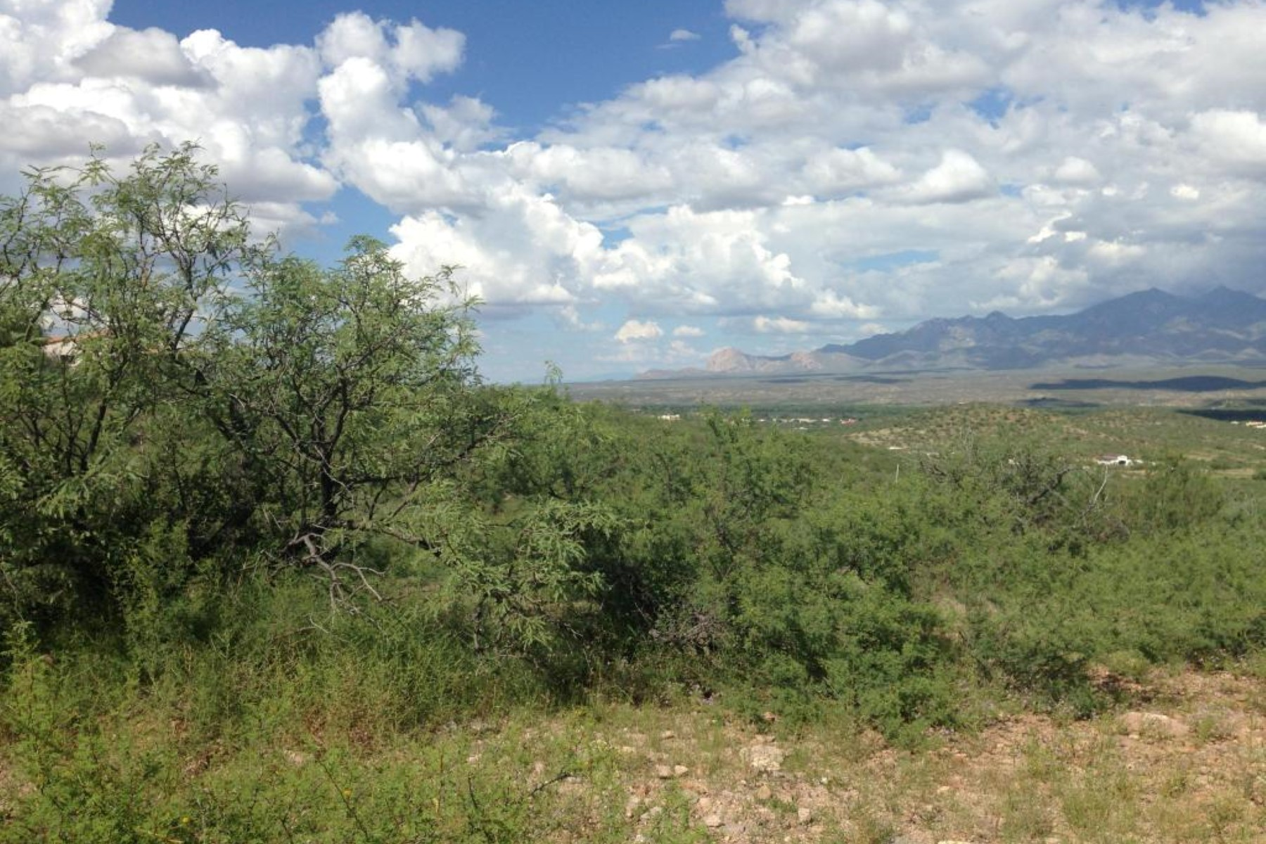 sales property at Stunning view lot in Tubac