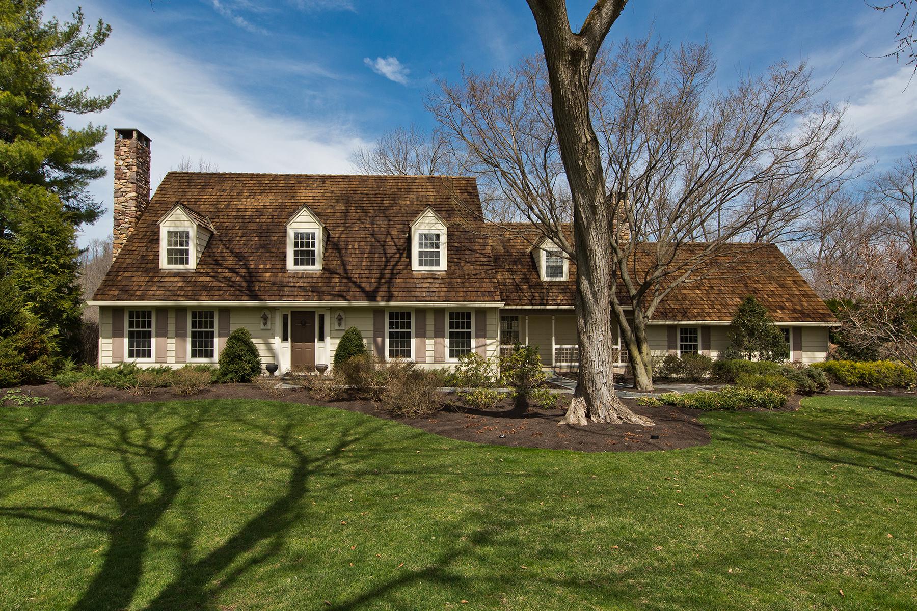 独户住宅 为 销售 在 New Hope, PA 106 Cedar Glen Drive New Hope, 宾夕法尼亚州 18938 美国