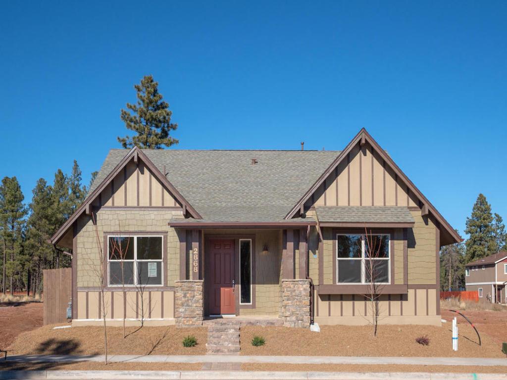 Maison unifamiliale pour l Vente à Beautiful Single Level Home 1590 Plan B Miramonte Homes Presidio Flagstaff, Arizona 86001 États-Unis
