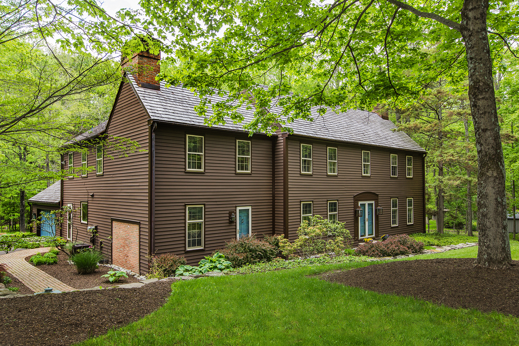 Casa Unifamiliar por un Venta en Carversville, PA 6331 Old Carversville Rd Carversville, Pennsylvania 18913 Estados Unidos
