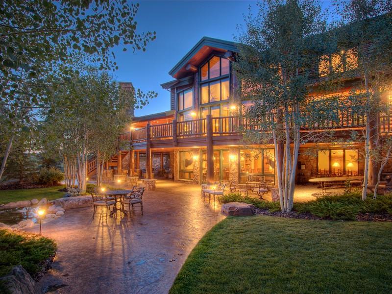 Casa para uma família para Venda às Emerald Mountain Ranch 27680 Beaver Ridge Road Steamboat Springs, Colorado 80487 Estados Unidos