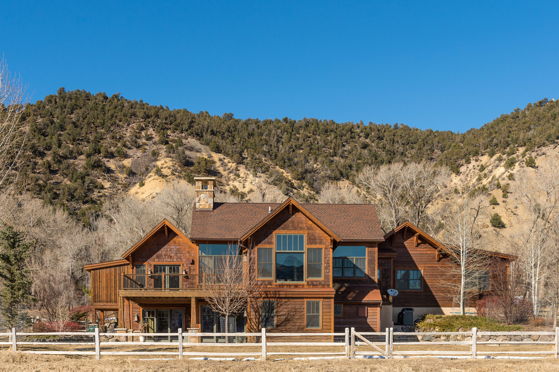 Single Family Home for Sale at Cerise Ranch 521 Larkspur Drive Carbondale, Colorado, 81623 United States