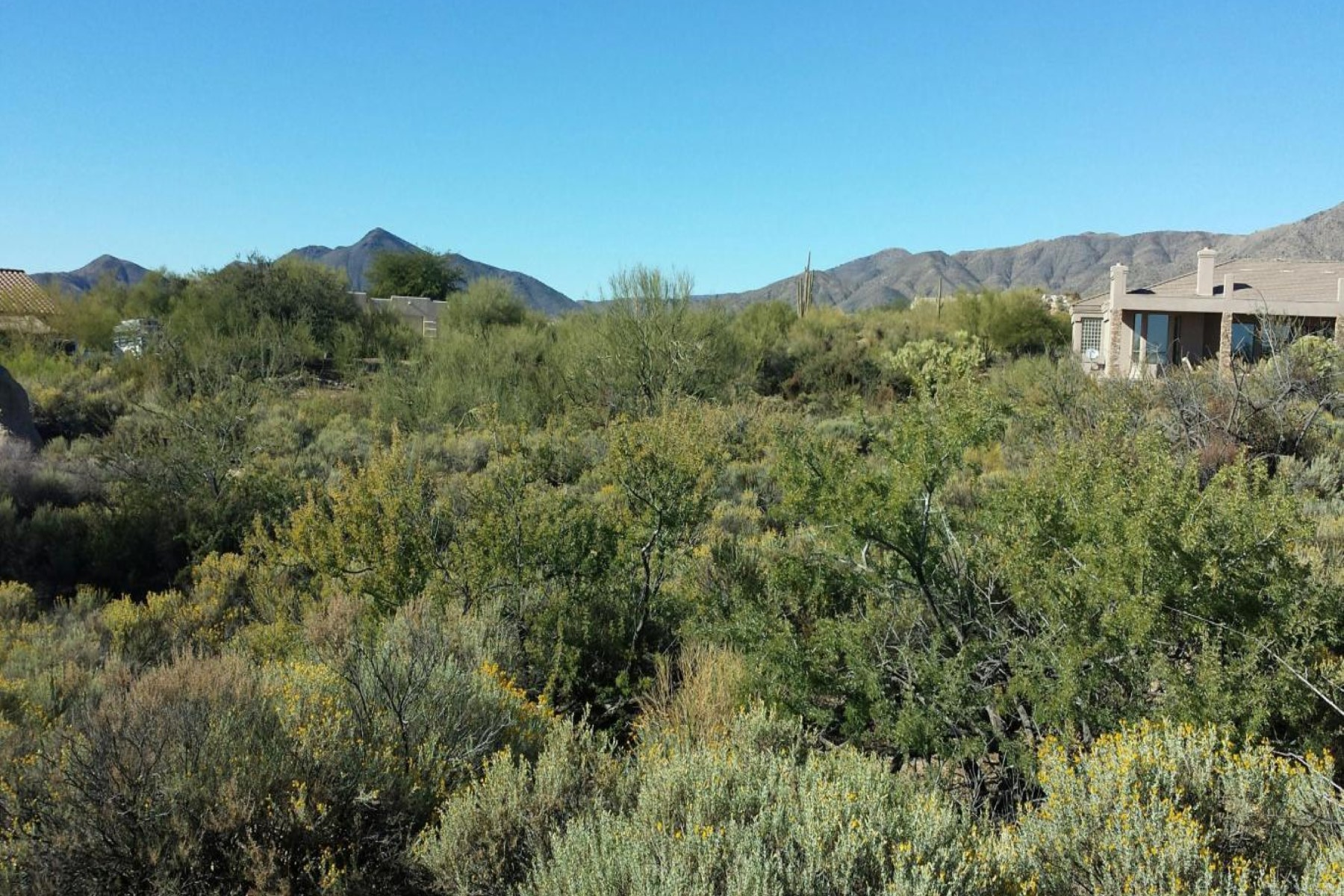 Land for Sale at One-acre building lot in a tranquil and beautiful natural desert setting 39224 N BOULDER VIEW DR Scottsdale, Arizona 85262 United States
