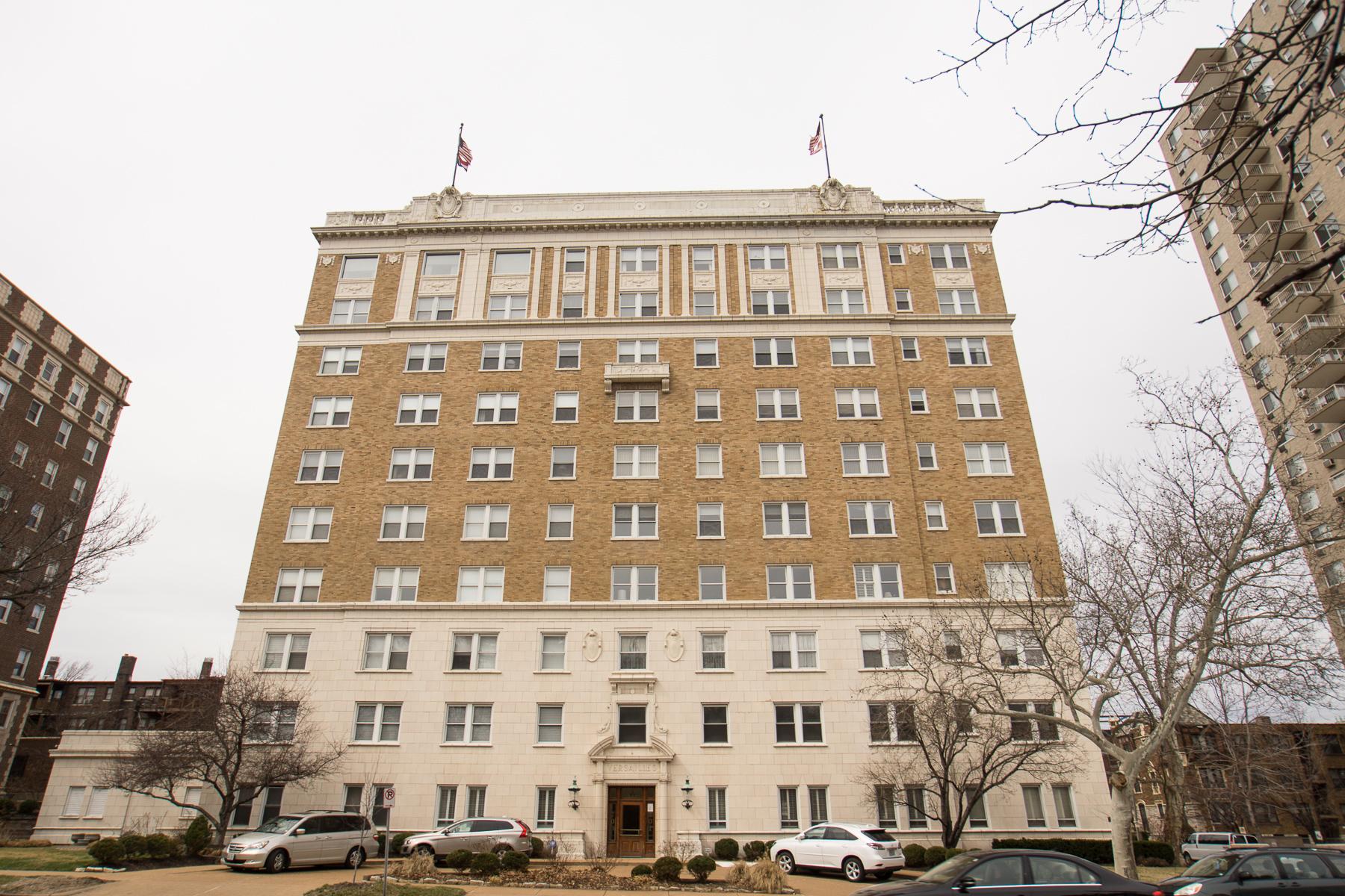 Condominium for Sale at The Versailles Condominium 701 S Skinker Blvd # 102 St. Louis, Missouri 63105 United States