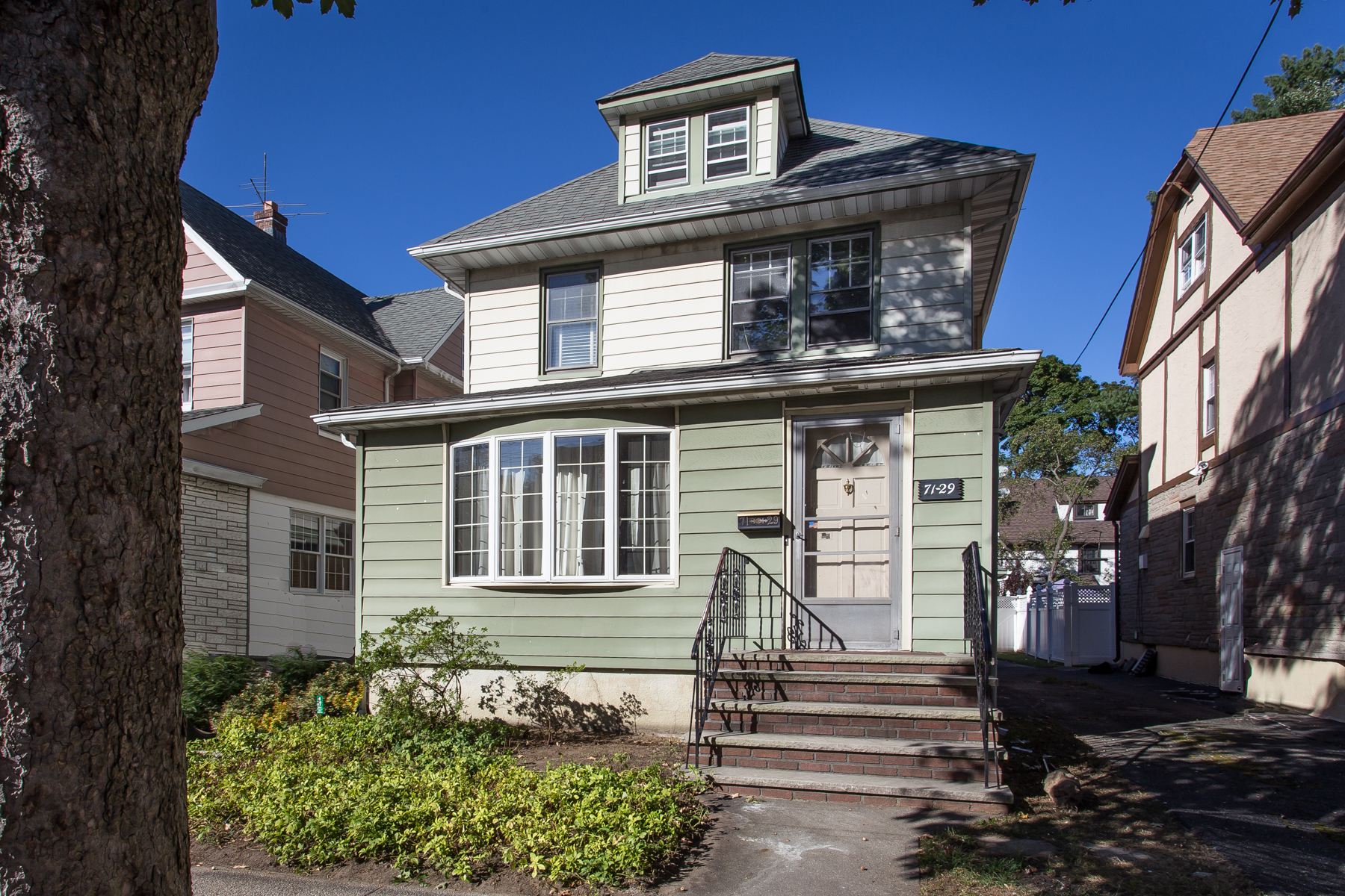 """Single Family Home for Sale at """"DESIGN YOUR DREAM HOME"""" 71-29 Kessel Street, Forest Hills, New York 11375 United States"""