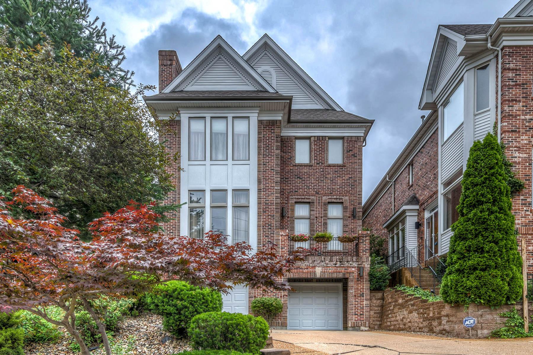 獨棟家庭住宅 為 出售 在 Meramec Ave 350 N Meramec Ave Clayton, 密蘇里州 63105 美國