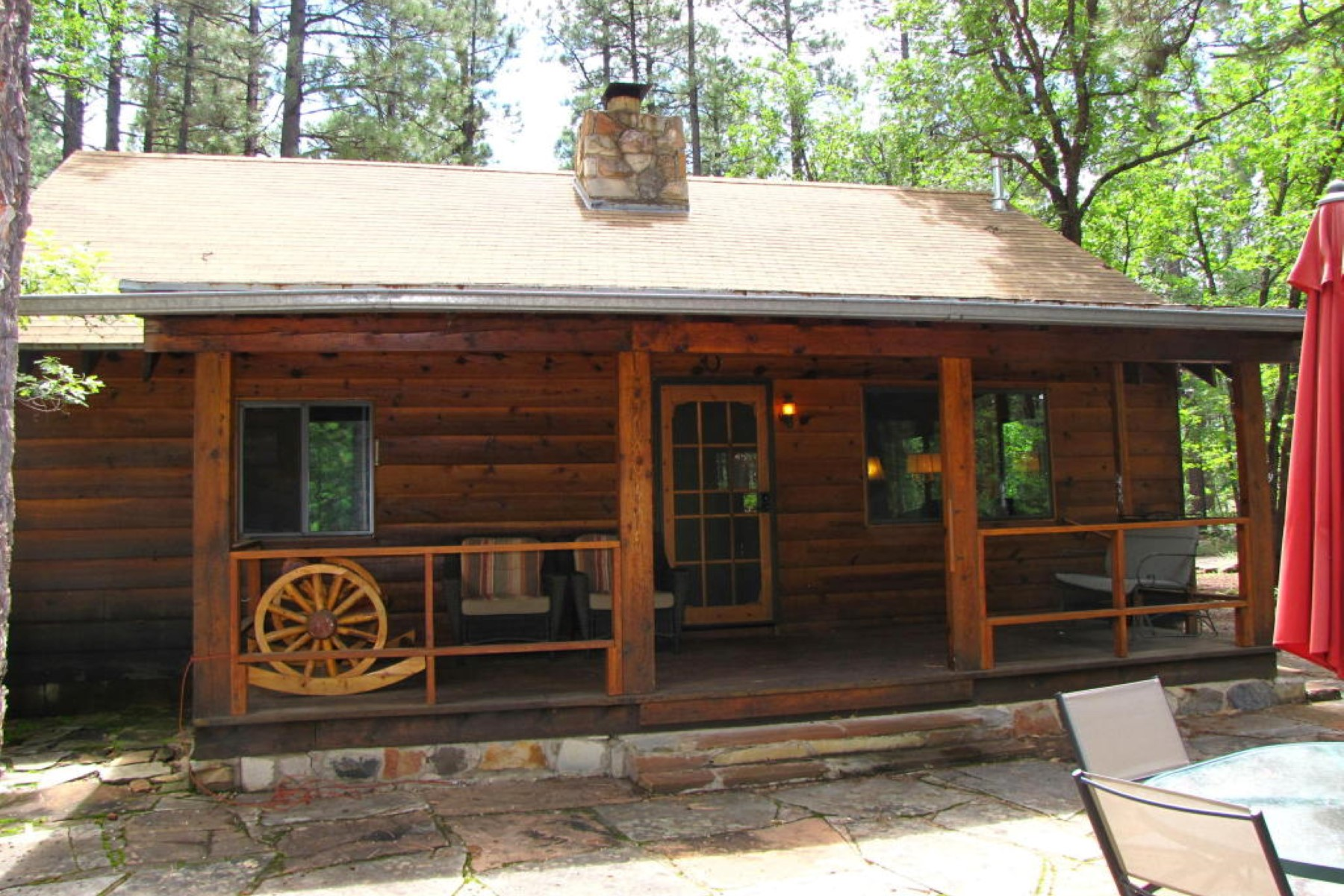 Moradia para Venda às Lovely home in White Mountain Summer Homes 2787 Elk Run Pinetop, Arizona, 85935 Estados Unidos