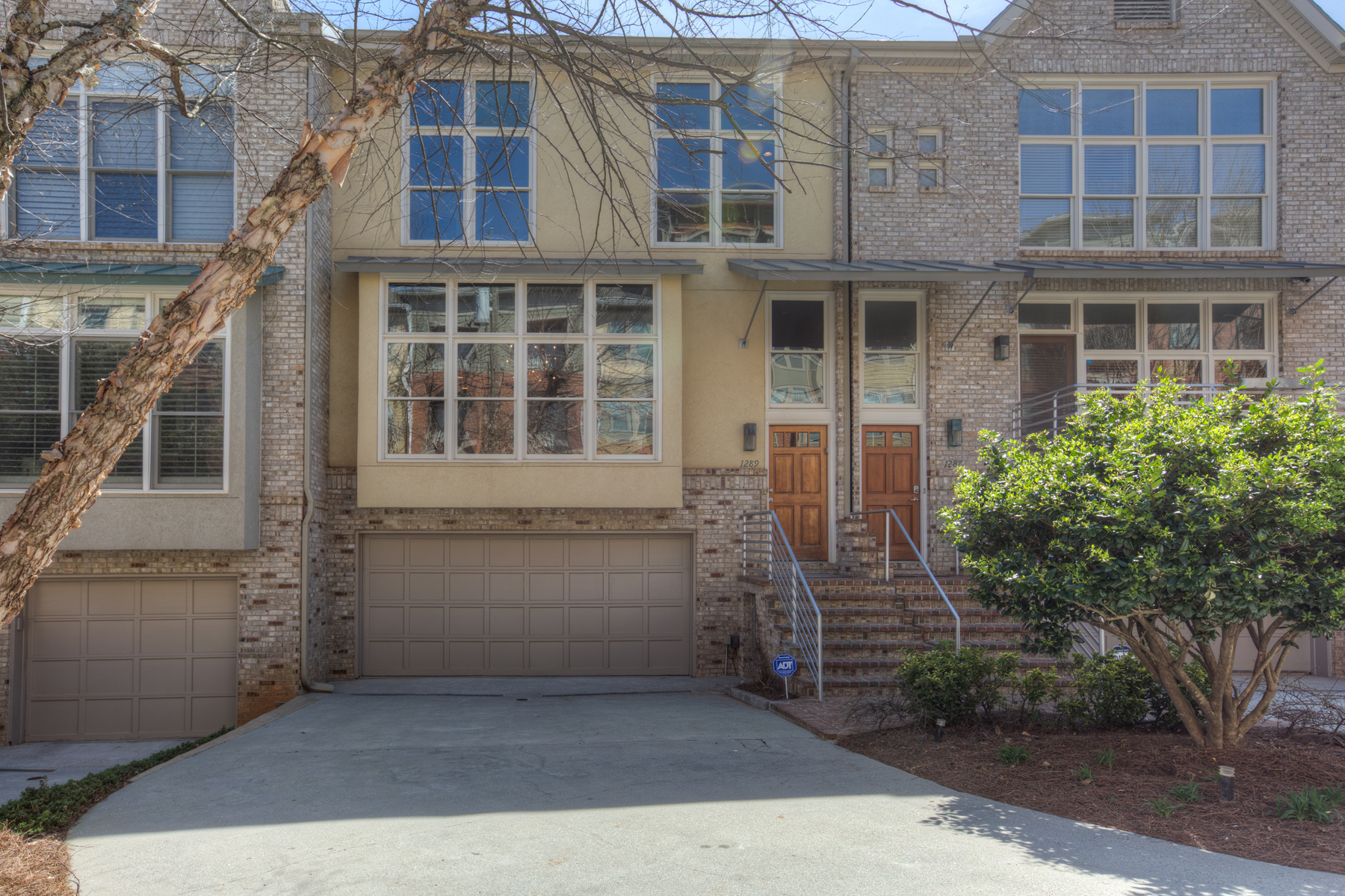 sales property at Sleek And Sophisticated Townhome In The Heart Of Brookhaven