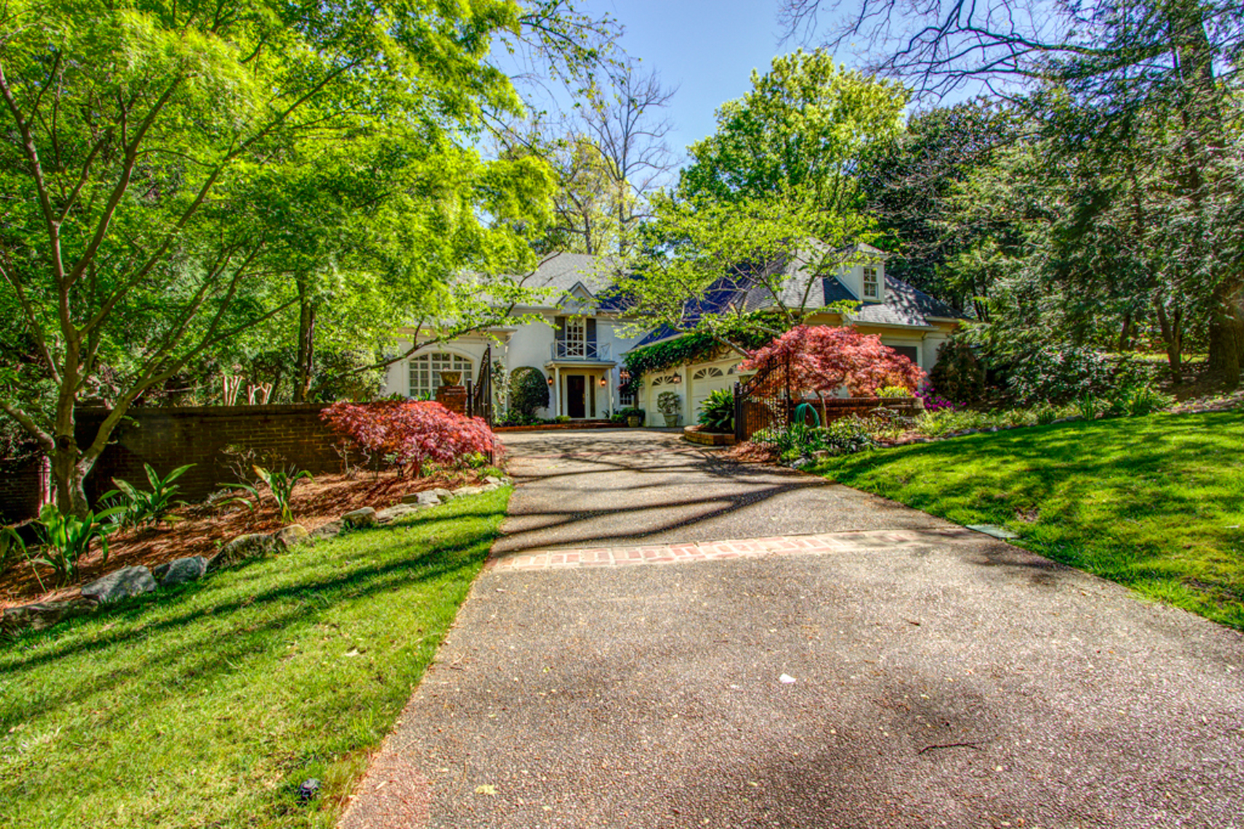 Single Family Home for Sale at European Style Home In Buckhead 105 Blackland Road NW Tuxedo Park, Atlanta, Georgia, 30342 United States