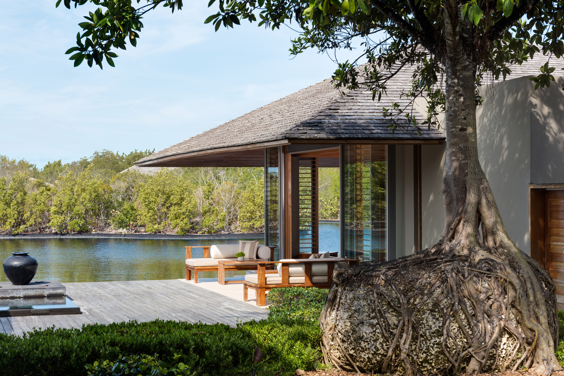 Additional photo for property listing at Amanyara Villa 8 North West Point North West Point, Providenciales TCI Îles Turques Et Caïques