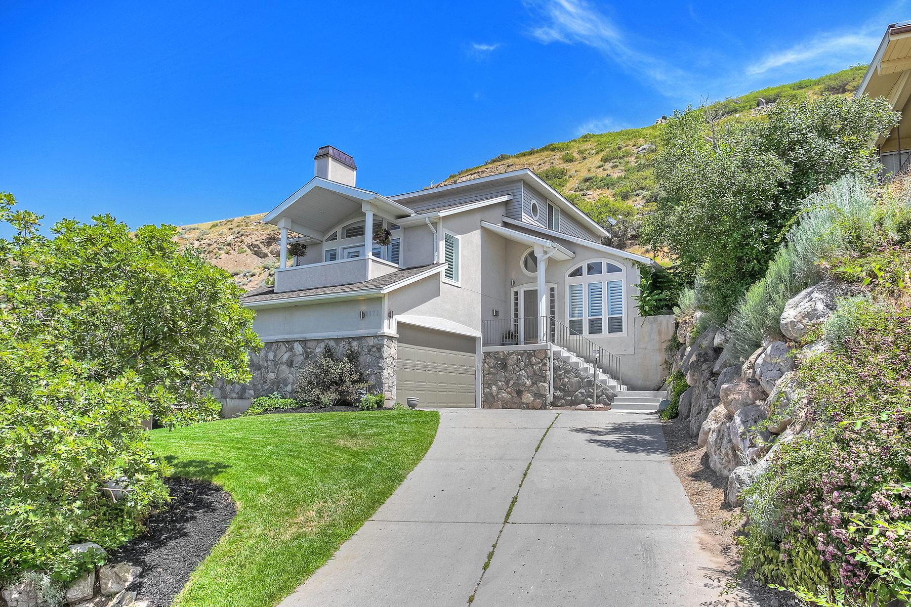 Villa per Vendita alle ore Clean and Crisp Mountain Contemporary 3171 Teton Dr Salt Lake City, Utah 84109 Stati Uniti