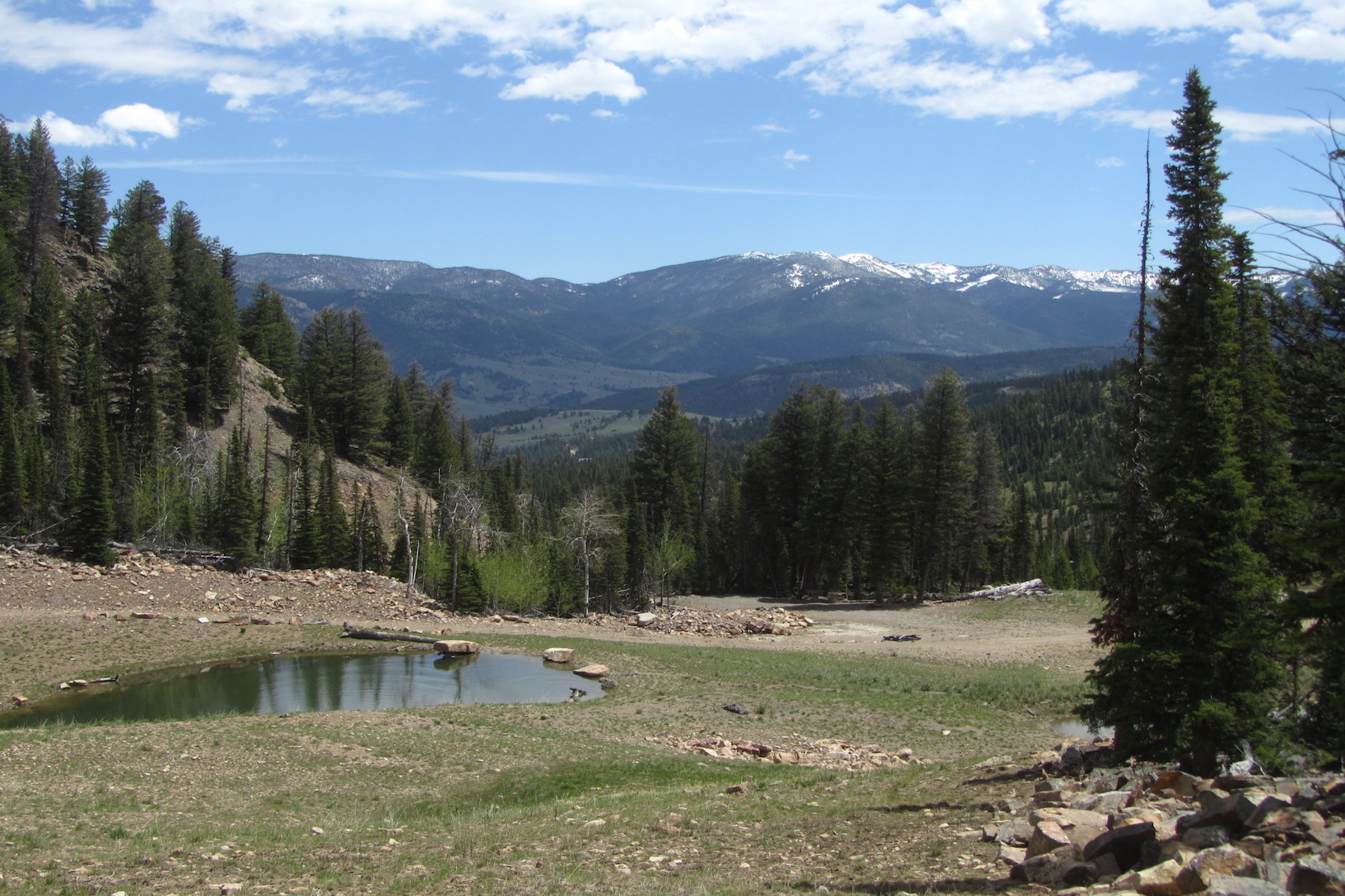 Land for Sale at Large 40 Acre Big EZ Estates Parcels Beaver Creek Road, Lots 42 & 43 Big Sky, Montana 59716 United States