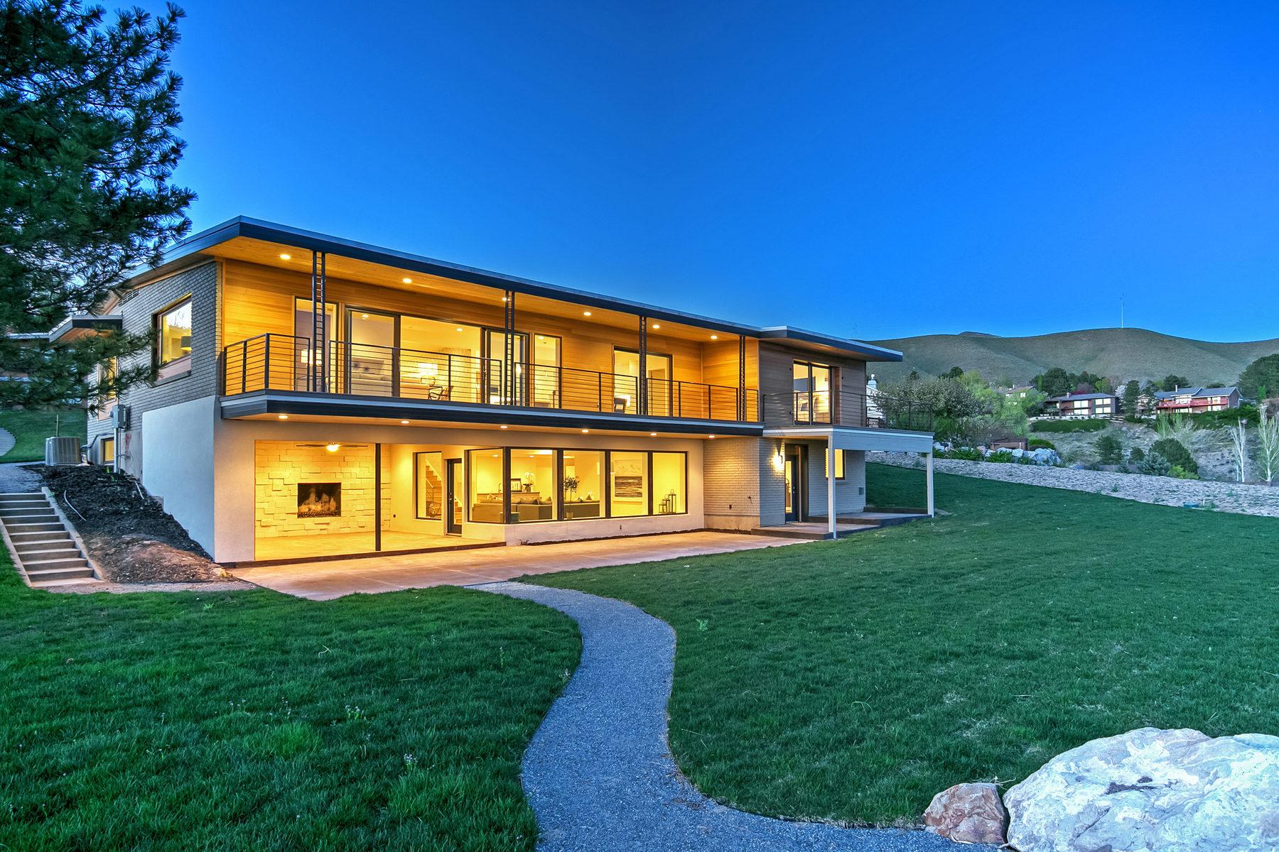 sales property at Textured Modern Masterpiece