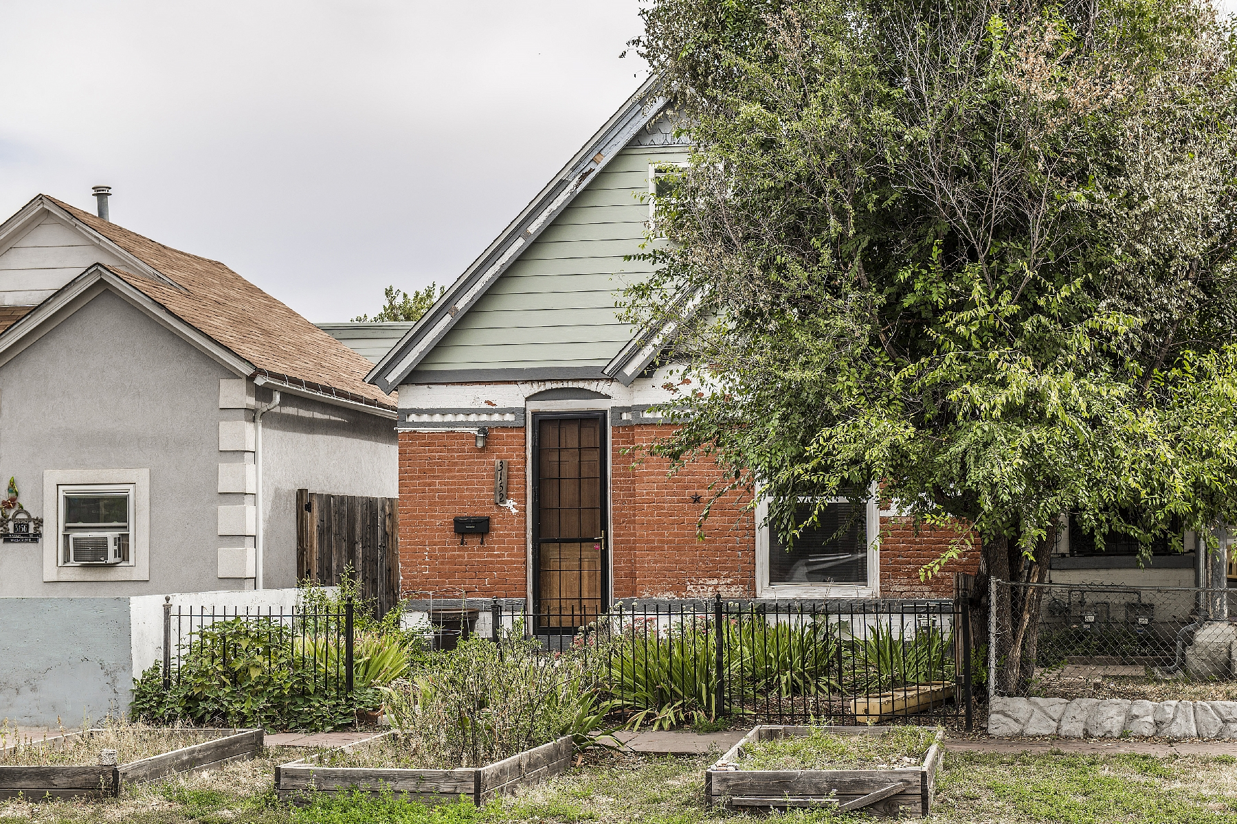 Single Family Home for Sale at 3152 N Marion St Whittier, Denver, Colorado 80205 United States