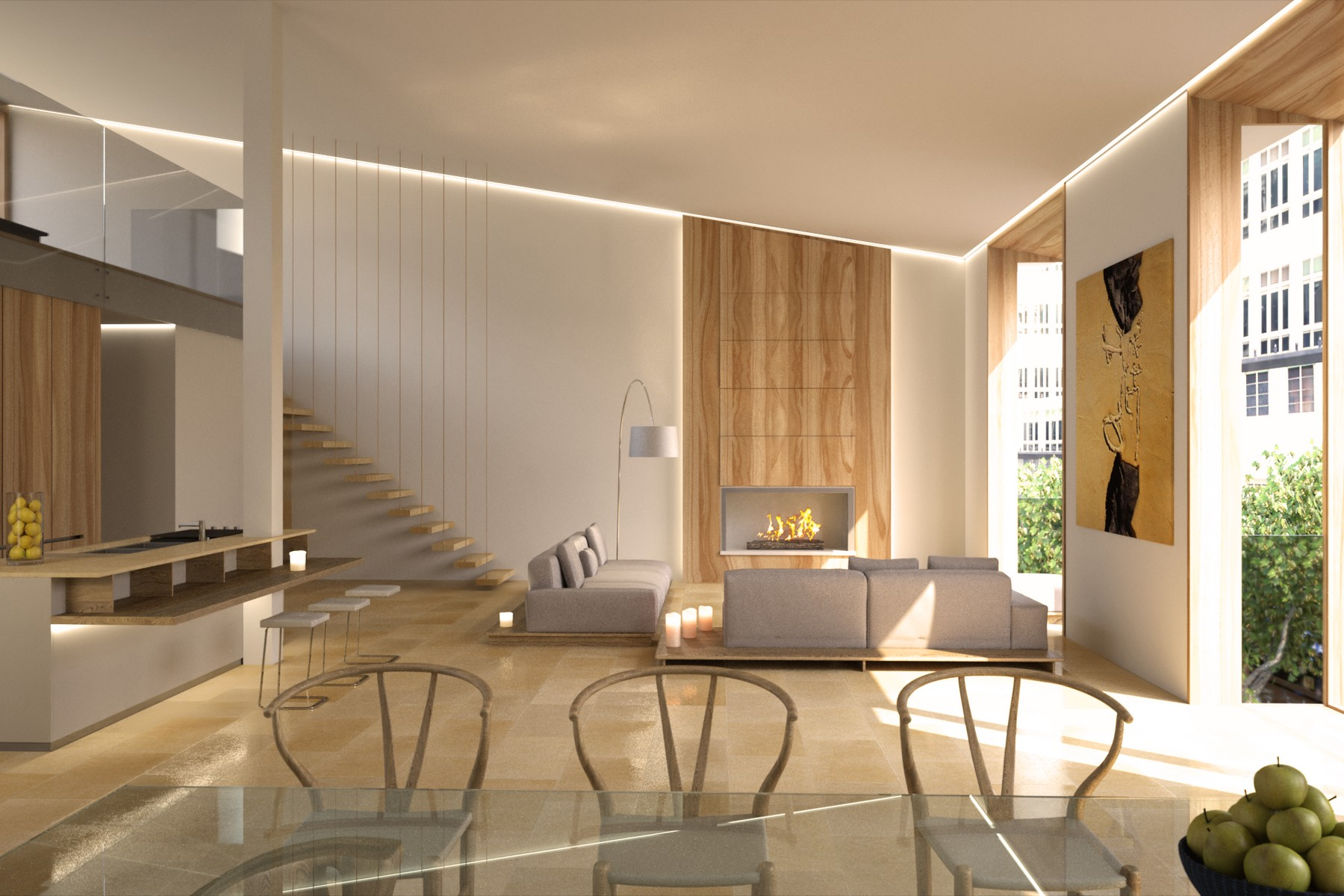 Apartamento para Venda às Stunning, new build penthouse in Palma´s old town Palma Center, Palma De Maiorca, 07003 Espanha