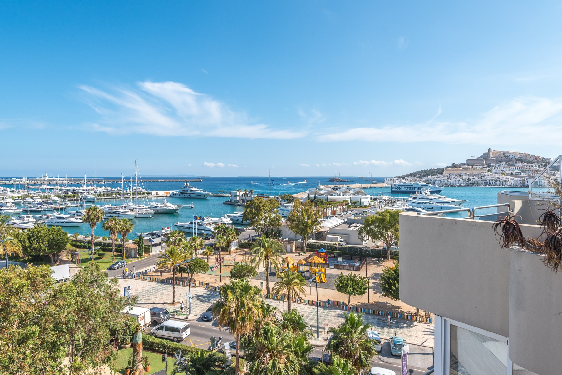 Duplex for Sale at Penthouse Duplex With Fabulous Marina Views Ibiza, Ibiza, 07800 Spain