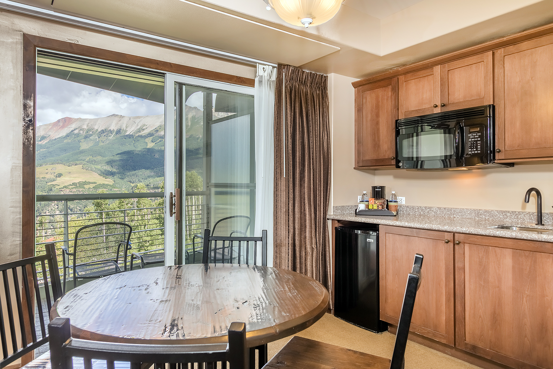 sales property at Peaks Hotel Suite 322
