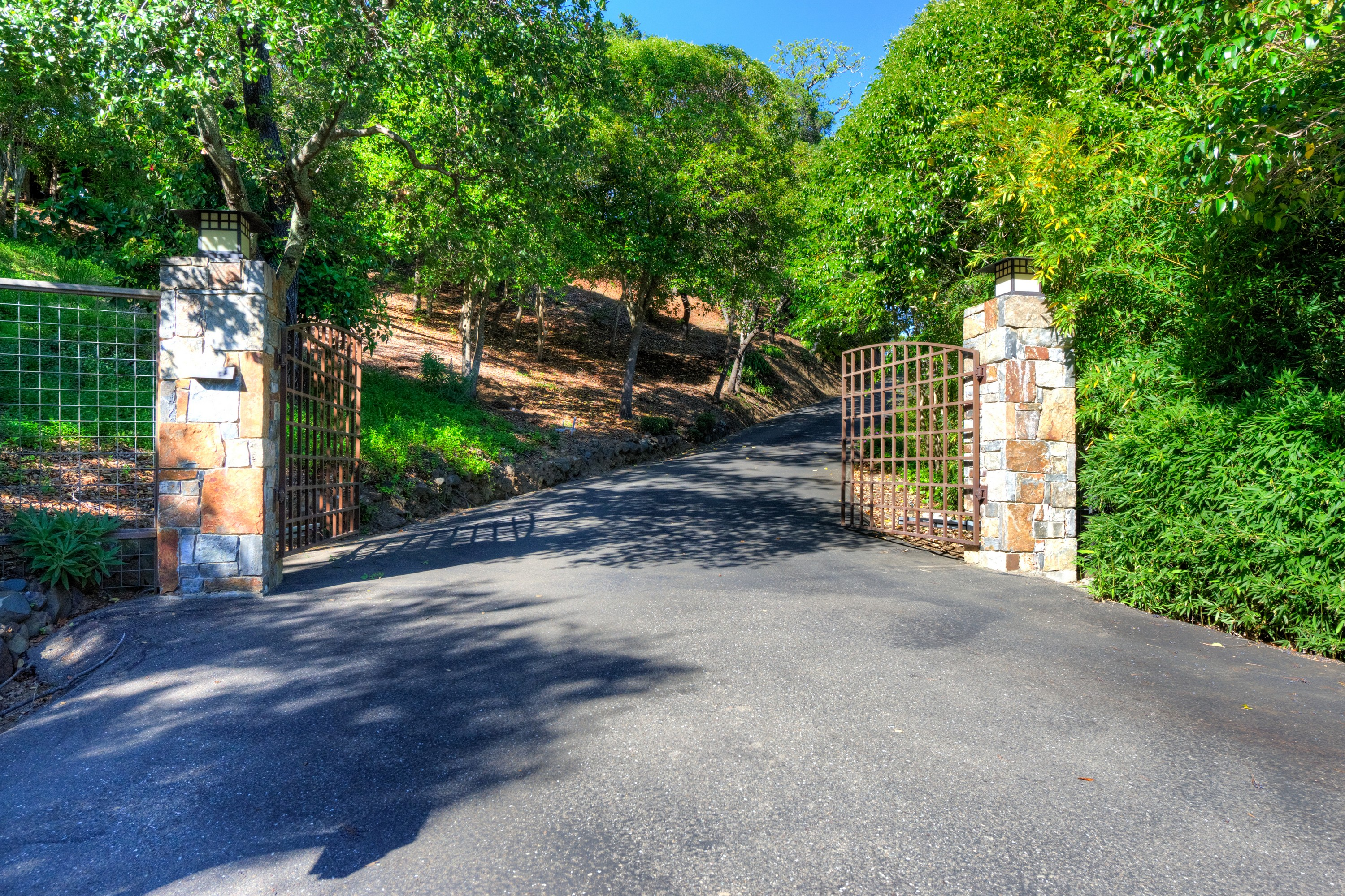 Single Family Home for Sale at Prized Location-Seldom Available 120 Goodhill Road Kentfield, California 94904 United States