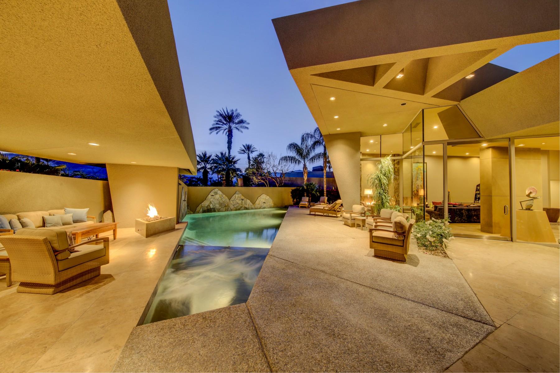 獨棟家庭住宅 為 出售 在 119 Waterford Circle Rancho Mirage, 加利福尼亞州, 92270 美國