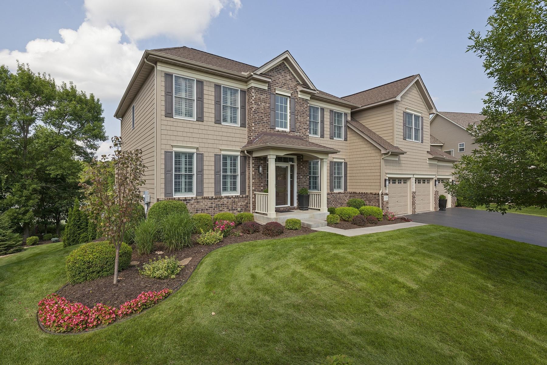 Maison unifamiliale pour l Vente à 2198 Belmont Avenue NW Prior Lake, Minnesota 55379 États-Unis