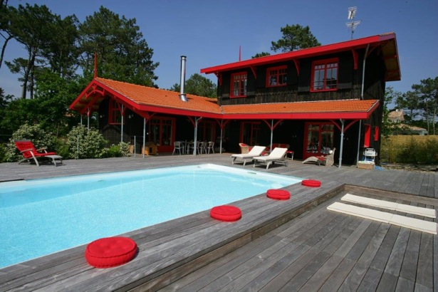 Einfamilienhaus für Verkauf beim La Teste de Buch - Villa vue pinède Pyla Sur Mer, Aquitanien Frankreich