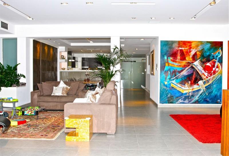 아파트 용 매매 에 Luxury Sliema Penthouse Sliema, 몰타