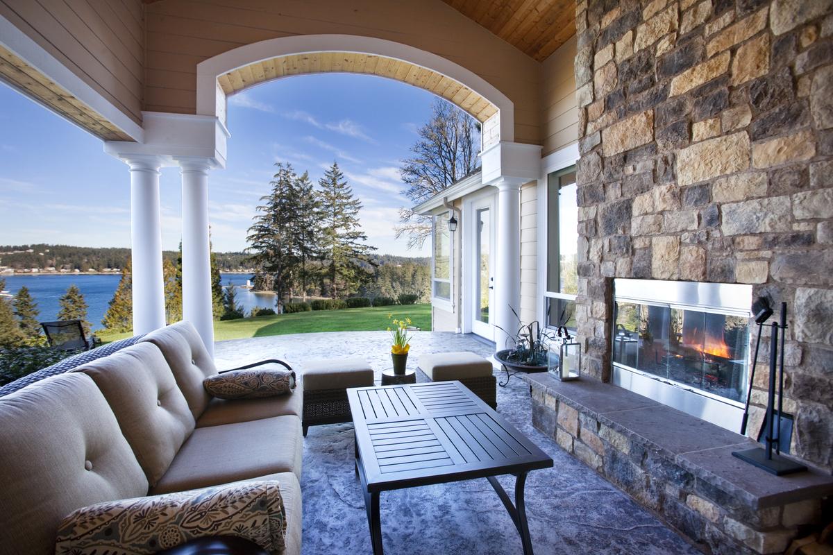 一戸建て のために 売買 アット Fox Island Estate 409 3rd Lane Fi Fox Island, ワシントン 98333 アメリカ合衆国