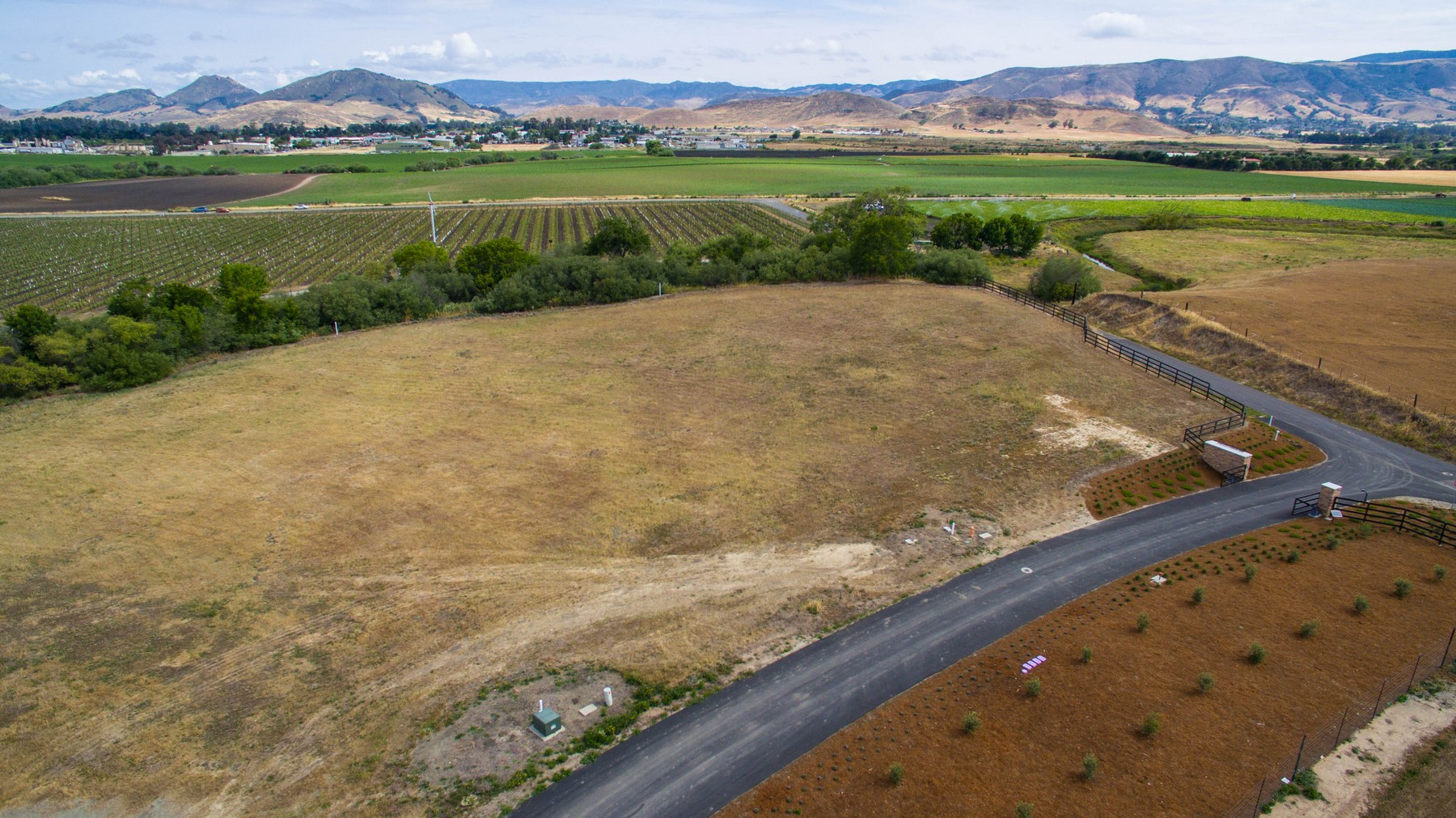 Land for Sale at One Acre Creekside Parcel Jespersen Road #Lot 1 San Luis Obispo, California 93401 United States