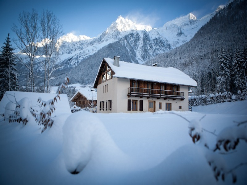 Moradia para Venda às Chalet Taconnaz Chamonix, Rhone-Alpes 74400 França