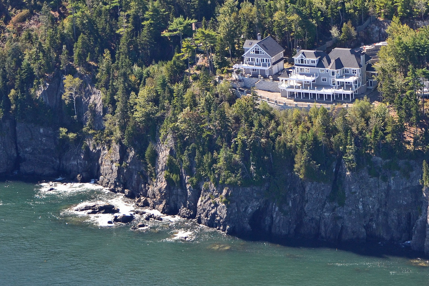 Single Family Home for Sale at Bella Vista Bar Harbor, Maine 04609 United States