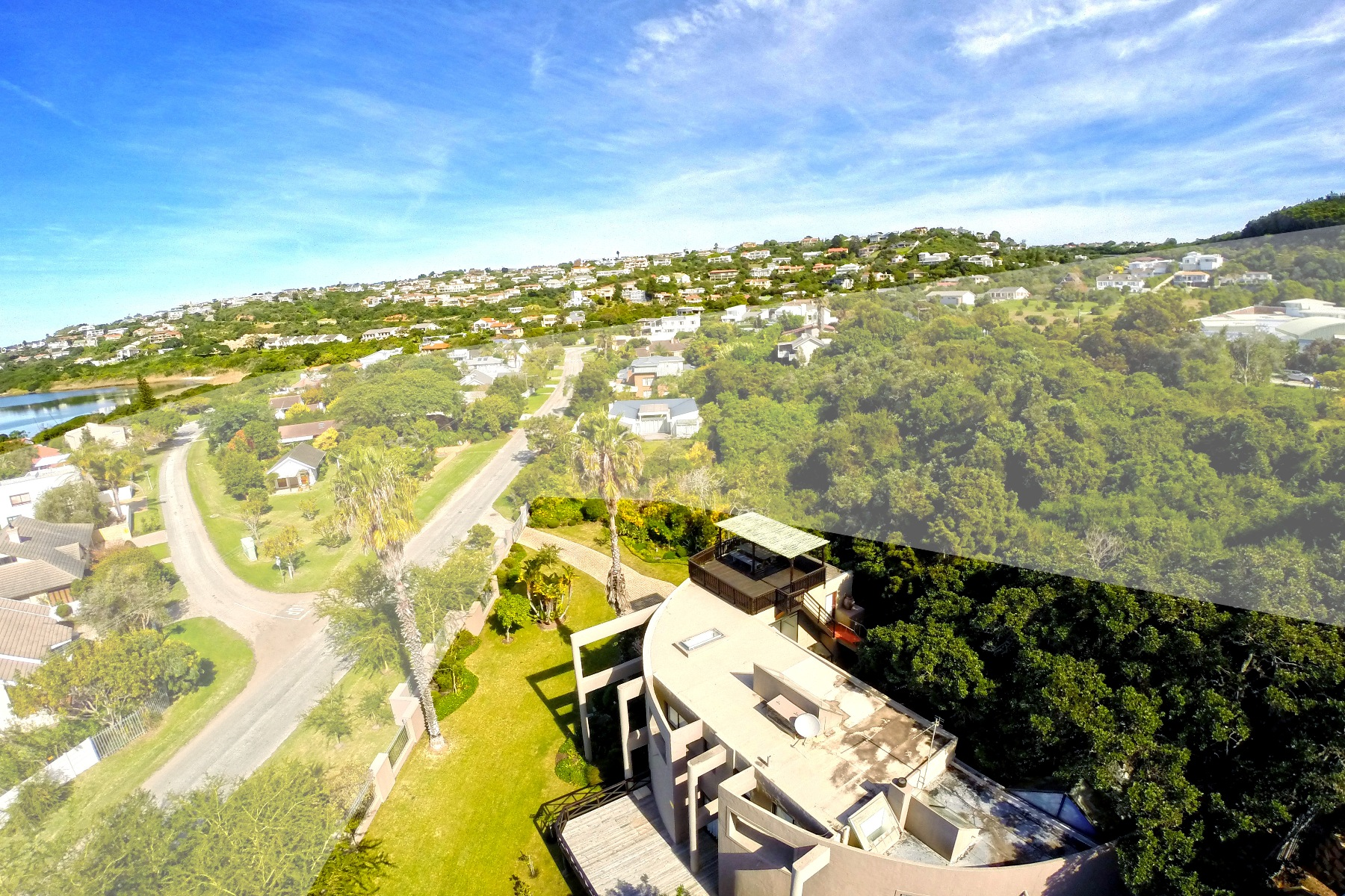 Single Family Home for Sale at Modern Family Home Plettenberg Bay, Western Cape 6600 South Africa