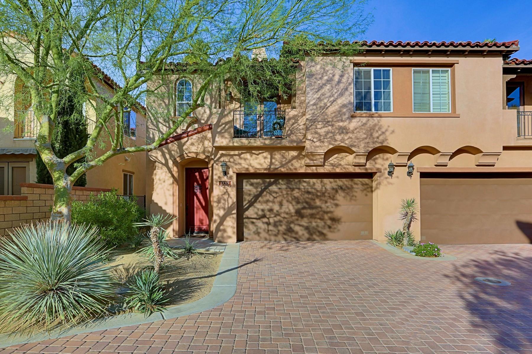 Maison unifamiliale pour l Vente à 1733 Pintura Circle Palm Springs, Californie, 92264 États-Unis