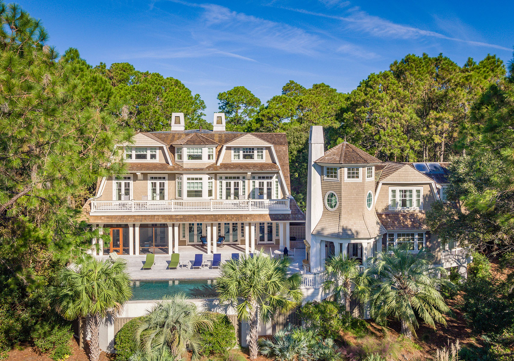Single Family Home for Sale at 109 Flyway Drive Kiawah Island, South Carolina 29455 United States
