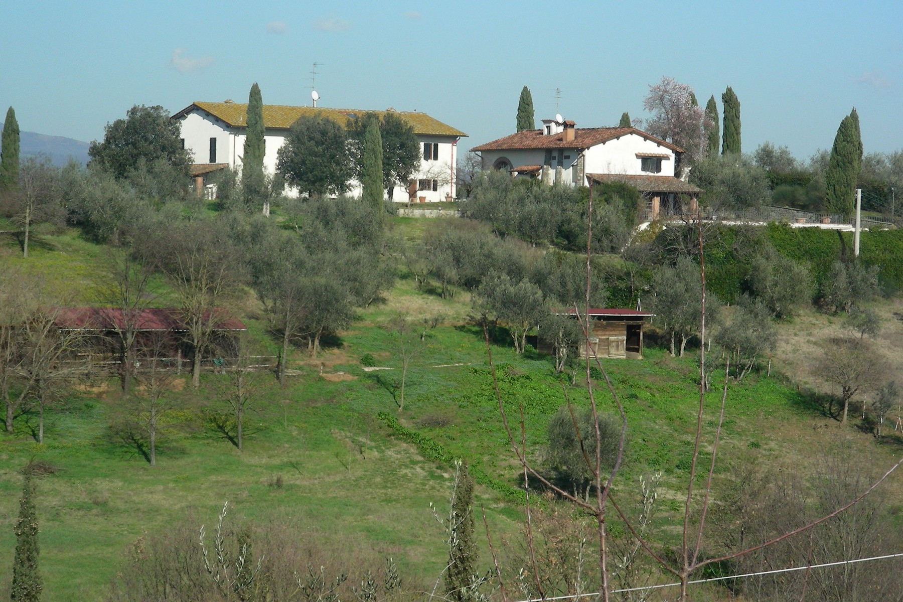 Additional photo for property listing at Property in the Tuscan countryside with lands Bagno a Ripoli Firenze, Florence 50013 Italia
