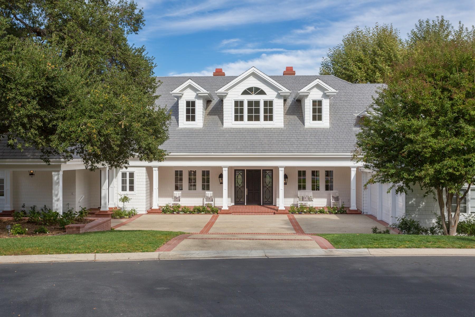 Casa Unifamiliar por un Venta en Garden Drive 291 Garden Drive Thousand Oaks, California, 91361 Estados Unidos