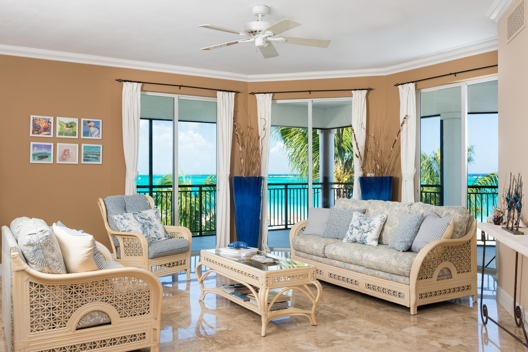 Additional photo for property listing at The Sands Penthouse 3303.04 Beachfront Grace Bay, Providenciales TC Îles Turques Et Caïques