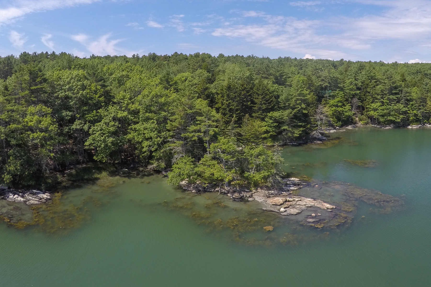 Land for Sale at Map 22 Lot 5F +5J 0 Poorhouse Cove South Bristol, Maine, 04568 United States