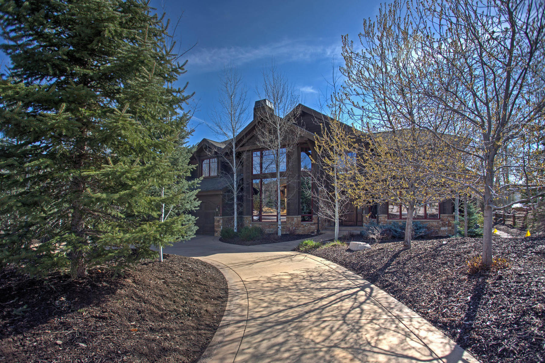 sales property at Custom Home Exudes Quality and Craftsmanship
